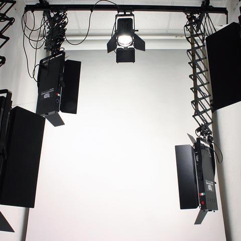 studio fotografico con sala posa a Roma : Videoluce