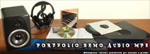 Ascolta la demo audio mp3 online dello studio di registrazione Videoluce