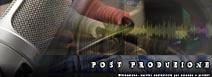 Descrizione delle fasi della post produzione video, foto e audio dello studio creativo Videoluce