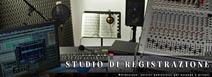 Studio di registrazione audio a Roma - Videoluce servizi audiovisivi per aziende e privati