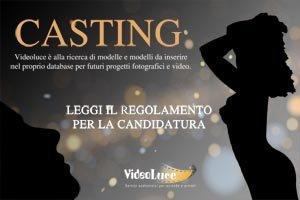 Casting modelle e modelli